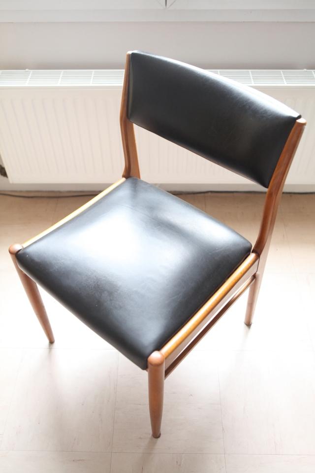 Vue du dessus chaises