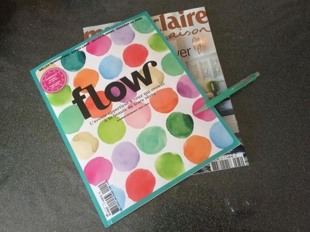flow magazine - Magazine Flow : ma découverte du mois